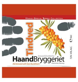 HaandBryggeriet 'Tindved' Seabuckthorn Sour Ale 500ml