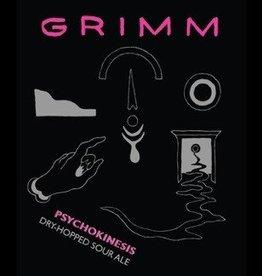 Grimm Artisanal Ales 'Psychokinesis' Sour Ale 22oz