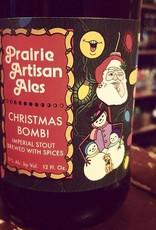 PRAIRIE Artisan Ales 'Christmas Bomb! 2017 Vintage' Imperial Stout 12oz Sgl