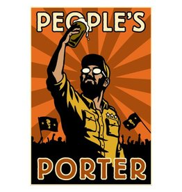 Foothills Brewing 'People's Porter' 12oz Sgl