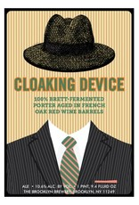 Brooklyn 'Cloaking Device' Barrel Aged Brett Porter 750ml