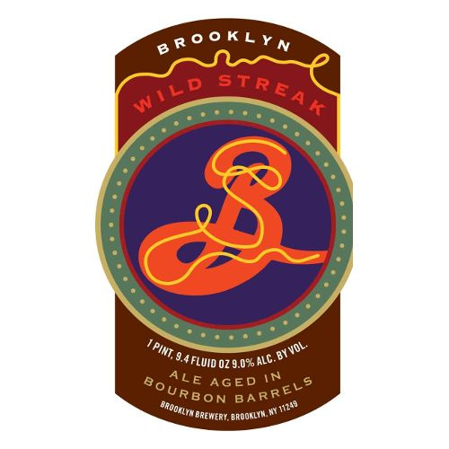 Brooklyn 'Wild Streak' 750ml
