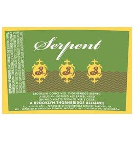 Brooklyn x Thornbridge 'Serpent' 750ml