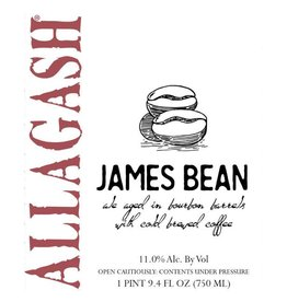 Allagash Brewing Co. 'James Bean' Bourbon Barrel-aged Ale w/ Coffee 750ml