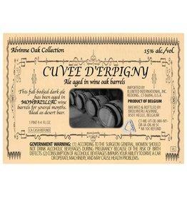 Alvinne Cuvee D'Erpigny' 330ml