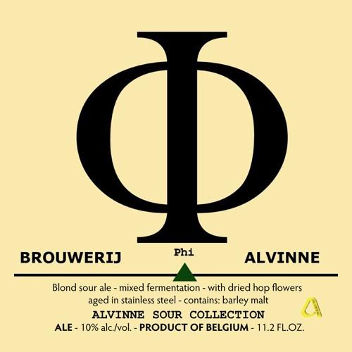 Alvinne Phi' 330ml