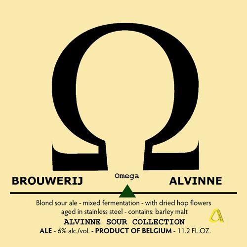 Alvinne Omega' 330ml