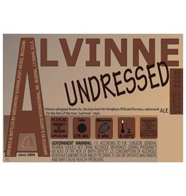 Alvinne Undressed' Ale