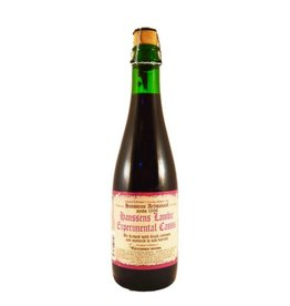 Hanssens 'Experimental Cassis' 375ml