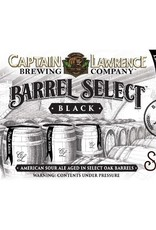 Captain Lawrence 'Barrel Select Black' Oak Aged American Sour 375ml