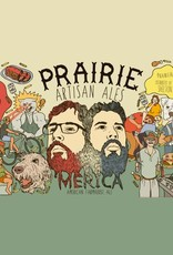 PRAIRIE Artisan Ales 'Merica' Farmhouse Ale 500ml