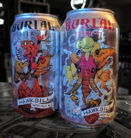Burial Beer Co. 'Hawkbill' IPA 12oz (Can)