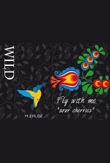 Wild Creatures Fly With Me' Barrel-aged Wild Ale with Cherries 330ml