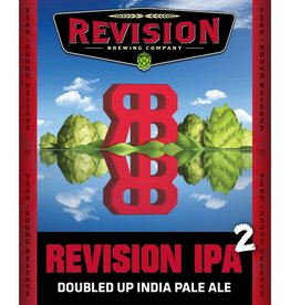 Revision 'Double IPA' 12oz Sgl