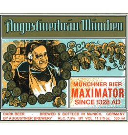 Agustiner Maximator' 330ml
