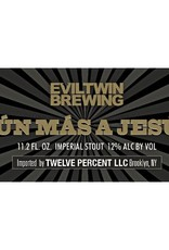 Evil Twin Brewing Aun Mas a Jesus' Imperial Stout 330ml