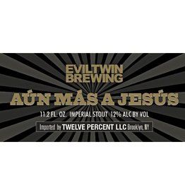 Evil Twin Brewing Aun Mas a Jesus' Imperial Stout 330ml