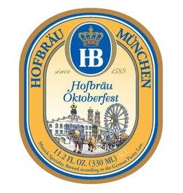 Hofbrau 'Oktoberfest' Lager 12oz Sgl