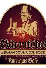 Hartmannsdorf Barentoter' German Sour Gose Bock 500ml