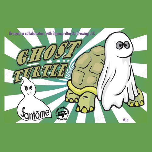 Fantôme x Beancurdturtle 'Ghost Turtle' 750ml