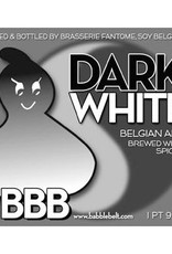 Fantôme 'Dark White' Saison 750ml