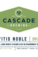 Cascade 'Vitis Noble - 2016' Barrel Aged Wheat & Blond Ales w/ Chardonnay Grapes750ml