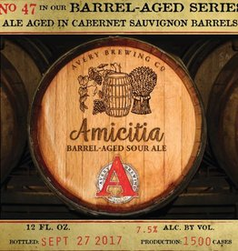 Avery Brewing Co. 'Amicitia' 12oz Sgl