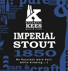Kees! Brouwerij Imperial Stout 1850' 330ml