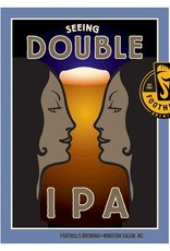 Foothills Brewing 'Seeing Double' IPA 12oz Sgl