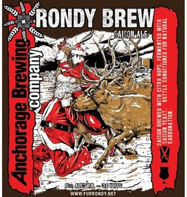Anchorage Brewing Co. 'Rondy Brew' 750ml