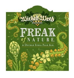 Wicked Weed 'Freak of Nature' 12oz Sgl