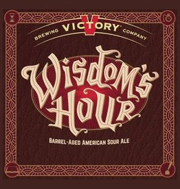 Victory 'Wisdoms Hour' Barrel-aged Sour Ale 750ml