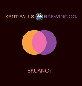 Kent Falls 'Ekuanot' Sour Beer Hopped w/ Equinox Hops 500ml