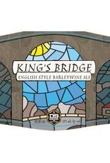 D9 Brewing Co. 'King's Bridge' English Barleywine 12oz Sgl