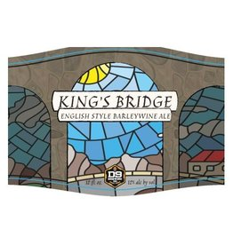 D9 Brewing Co. 'King's Bridge' English Barleywine 12oz Sgl