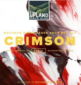 Upland 'Crimson' Wood-aged Sour Ale 500ml