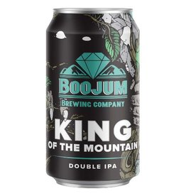 Boojum Brewing Co. 'King of the Mountain' Double IPA 12oz (Can)