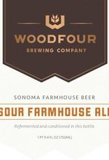 Woodfour 'Sour Farmhouse Ale' 375ml