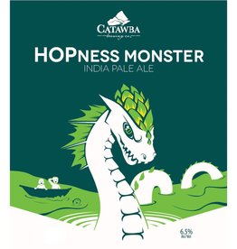 Catawba 'HOPness Monster' IPA 16oz (Can)