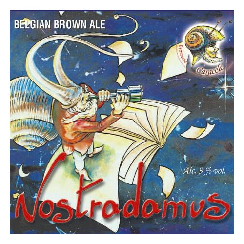 Caracole Nostradamus' Belgian Brown Ale 330ml
