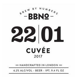 Brew By Numbers '22/01' Cuvee 750ml