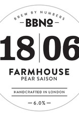 Brew By Numbers '18/06' Pear Saison 750ml