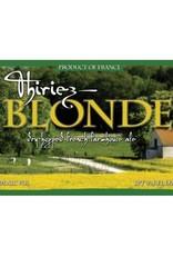 Thiriez 'Blonde' Dry-hopped French Farmhouse Ale 750ml