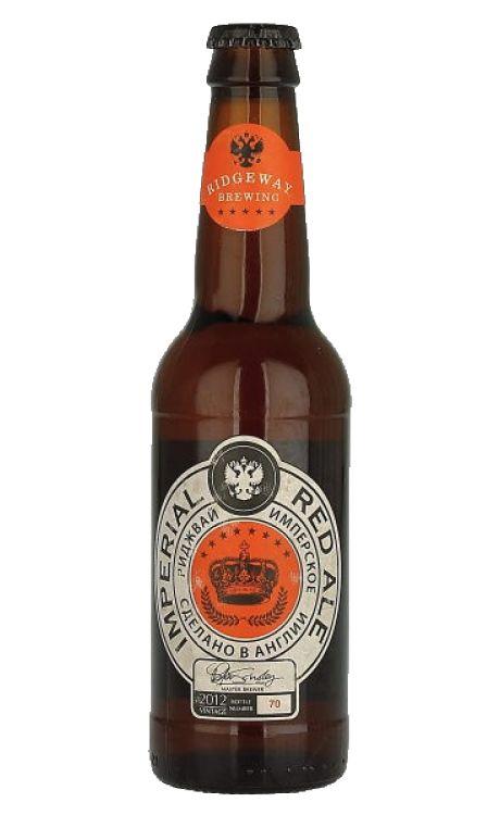 Ridgeway 'Imperial Red Ale ' 330ml