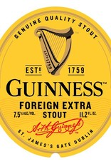 Guinness 'Foreign Extra Stout' 12oz Sgl