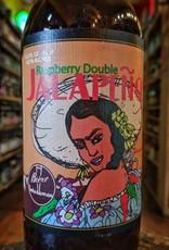 Trois Dames x Six Point 'Barrel-aged Raspberry Double Jalapeños' 330ml