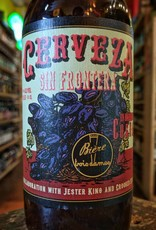 Trois Dames x Jester King x Crooked Stave 'Sin Frontera' 330ml