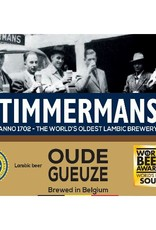 Timmermans 'Oude Gueuze' Blended Lambic 375ml