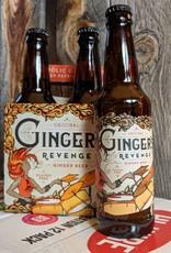 Ginger's Revenge 'Original' Ginger Beer 12oz Sgl