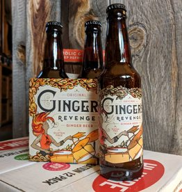 Ginger's Revenge 'Original' Ginger Beer 12oz Sgl